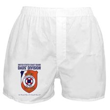 USCG DADS DIVISION Boxer Shorts