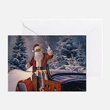 Rat Rod Studios Christmas Cards 34 (Pk Of 10)