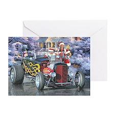 Rat Rod Studios Christmas Cards 33 (Pk Of 10)