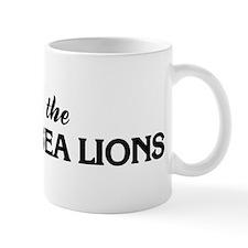 Save the STELLER SEA LIONS Mug