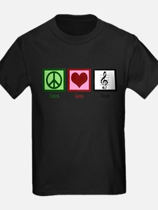 Peace Love Choir T-Shirt