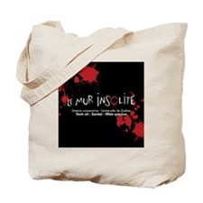 Mur insolite 02 - Reusable bag Tote Bag
