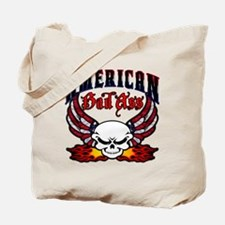 American Bad Ass Tote Bag