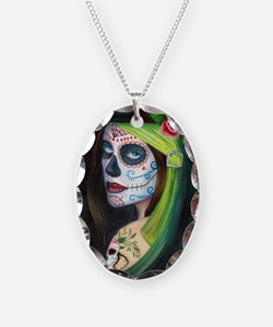 Day of the Dead Necklace