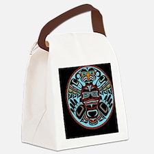 Transforming Thunderbird Canvas Lunch Bag