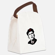 BDS_White Canvas Lunch Bag
