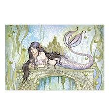 Lori Karels Mystical Art  Postcards (Package of 8)