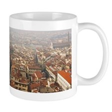 On the top of Florence Cathedral Mug