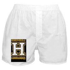 biggerblacklogo Boxer Shorts