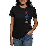 Armenia Women's Dark T-Shirt