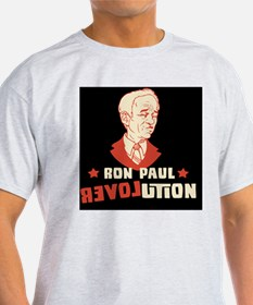 ron-paul-lover-TIL T-Shirt