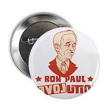 """ron-paul-lover-LTT 2.25"""" Button"""