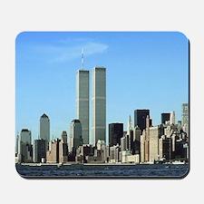 Twin Towers 1996 Mousepad