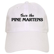 Save the PINE MARTENS Baseball Cap