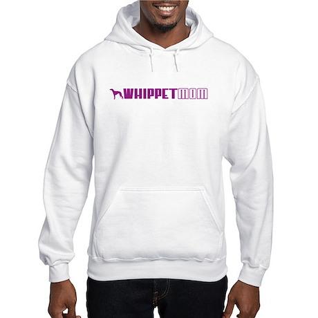 Whippet Mom 2 Hooded Sweatshirt