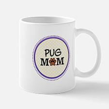 Pug Dog Mom Mugs