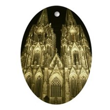 Dom of cologne Oval Ornament