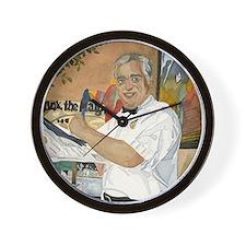Linda sterritt Wall Clock