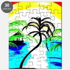 Paradise Ocean View Puzzle