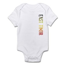 East Timor Infant Bodysuit
