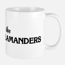 Save the MARBLED SALAMANDERS Mug
