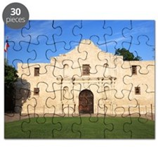 The Alamo, San Antonio, Texas Puzzle
