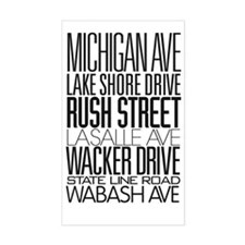I Love ChiTown Decal