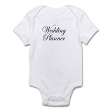 Wedding Planner Infant Bodysuit
