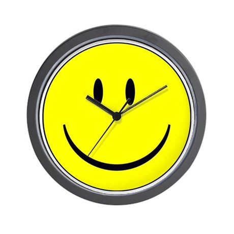 Clocks and smiley face essay example