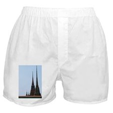 Wat Phra Kaeo temple Boxer Shorts