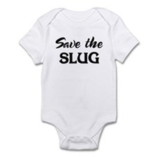 Save the SLUG Infant Bodysuit