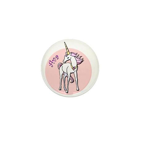 Ava Unicorn Mini Button