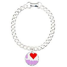 I Love Mom Bracelet