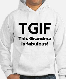 This Grandma Is Fabulous Hoodie