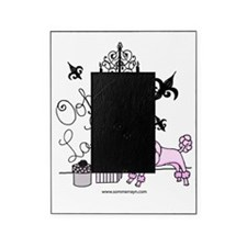 OohLaLaPoodle Picture Frame
