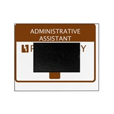 Administrative Assistant Picture Frame