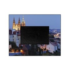 Prague Castle and St. Vitus Cathedra Picture Frame