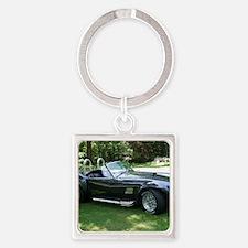 cobra sports car Square Keychain