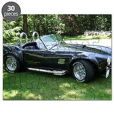 cobra sports car Puzzle