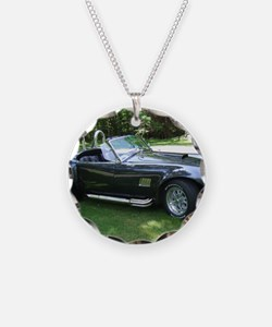 cobra sports car Necklace