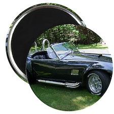 cobra sports car Magnet