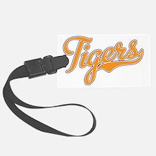 Go Tigers Luggage Tag