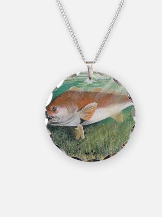 Redfish Necklace