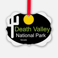 death valley national park Nevada Ornament