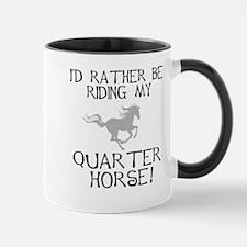 Rather...Q-Horse! Mug