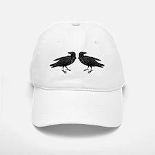 Crow Mug Baseball Baseball Cap