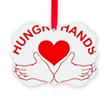 Hungry-Hands Ornament