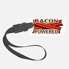 Bacon Powered (big) Luggage Tag