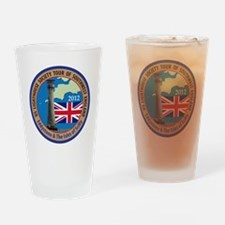 SW England Lighthouse Tour Drinking Glass