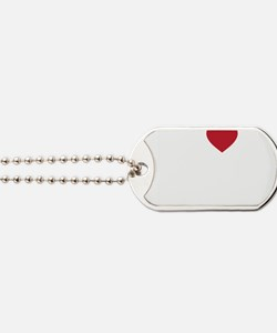 I Love Buenos Aires Dog Tags